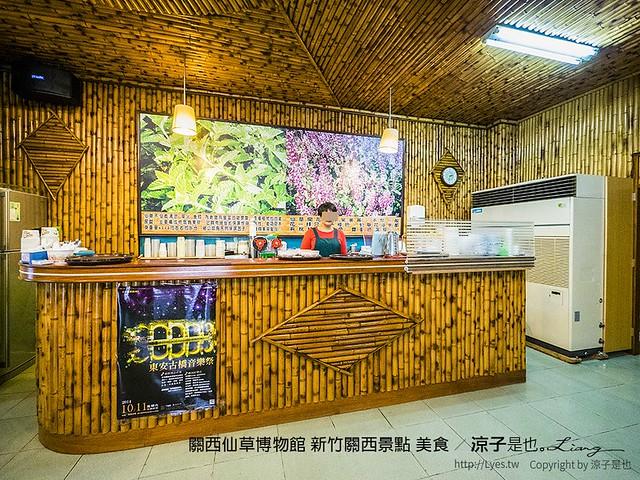 關西仙草博物館 新竹關西景點 美食 56
