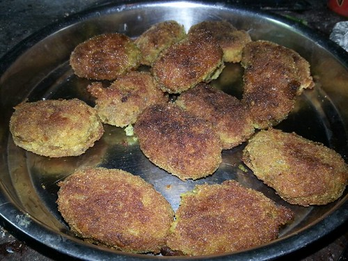 Beef Cutlet from Kerala, India
