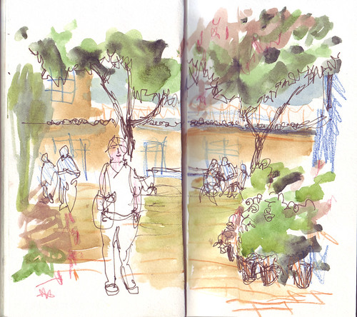 Patios de Córdoba: Plaza de las Tazas