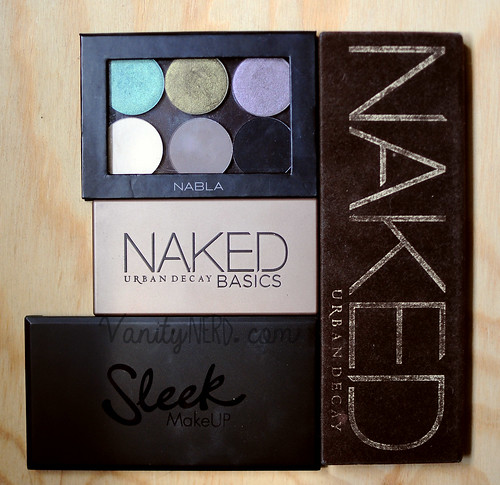 Naked vs. Palette