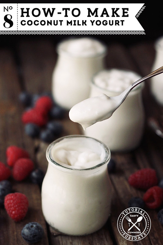 How-to Make Coconut Milk Yogurt