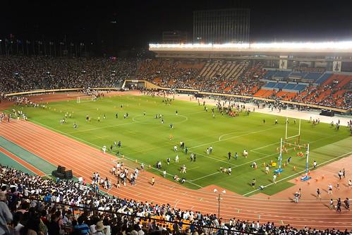 国立霞ヶ丘陸上競技場 (National Olympic Stadium)