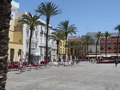 Cadiz, Spain: Cadiz Cathedral and plaza