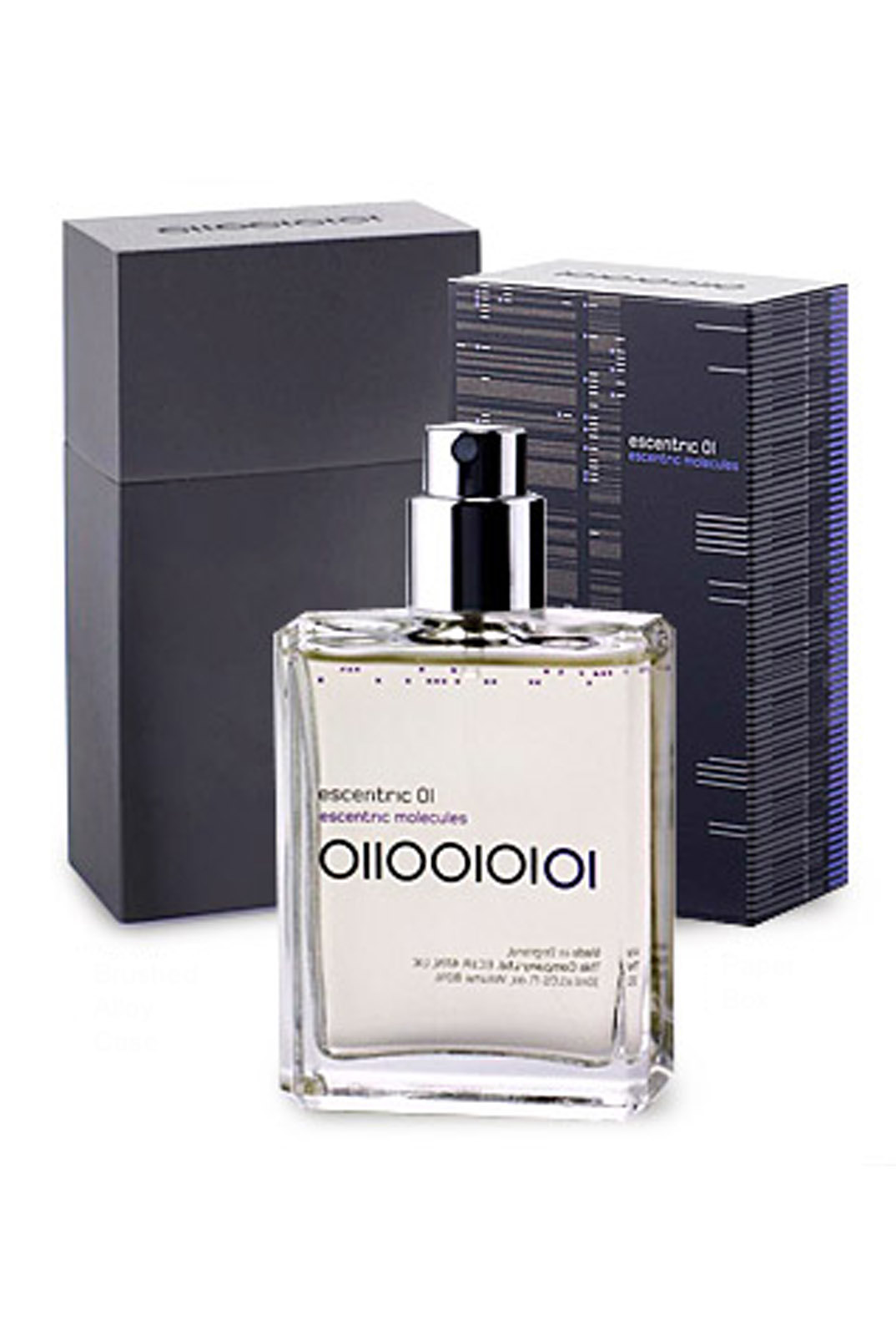 """Escentric 01"" Eau de Toilette Travel Spray"