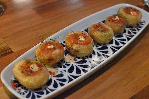 MoVida Sydney: Patatas bravas