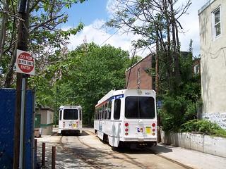 Baltimore Av - 61st St - Angora Loop