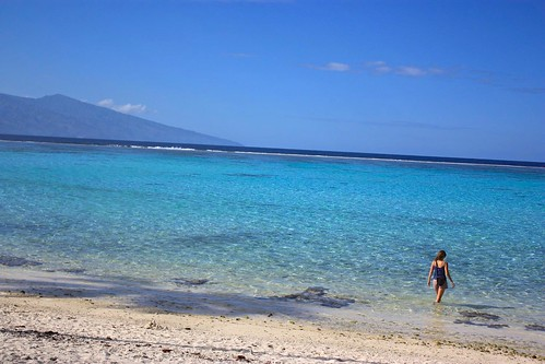 Moorea beaches