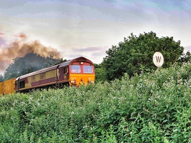 Waste train