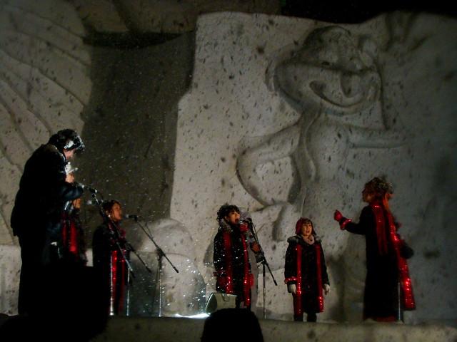 Sapporo Snow Festival 2011