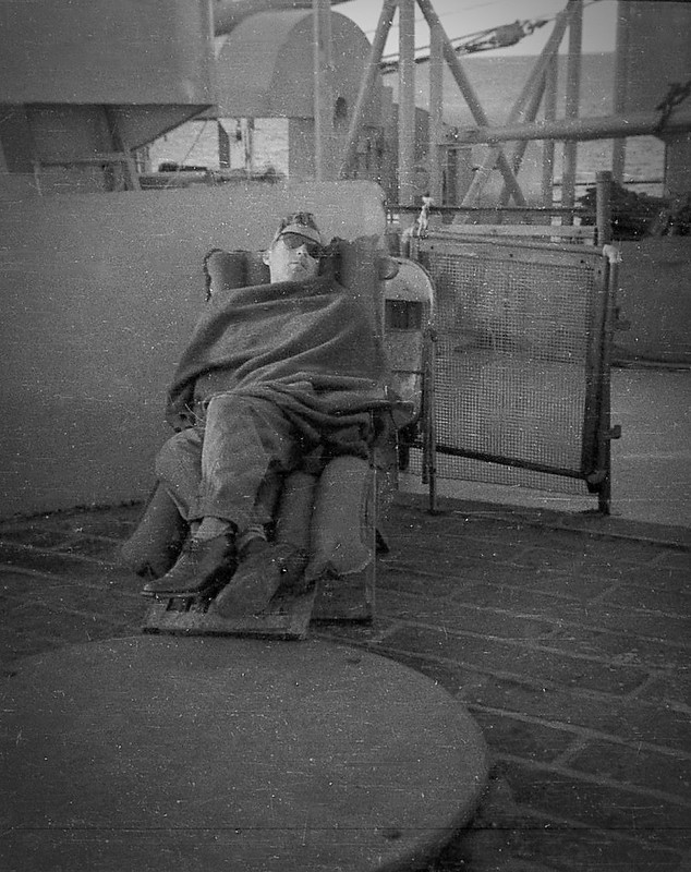 Found Film: Incheon, Korea, 1946, roll 4