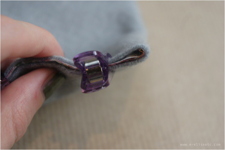 diy drawstring phone pouch 8