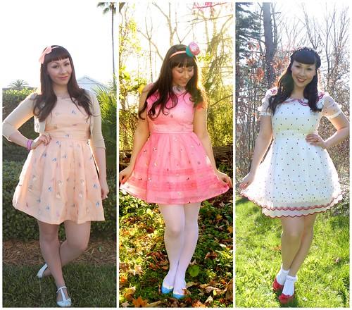 Nishe dresses