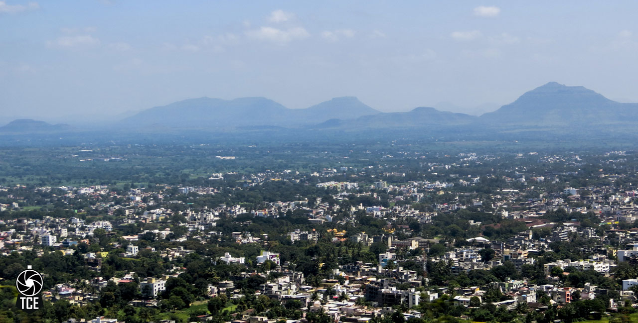 Satara, A City surrounded by the Seven Hills
