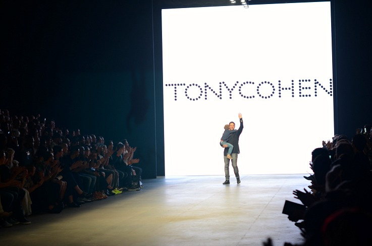 DSC_9486 Tony Cohen, Fashion Week Amsterdam 2014