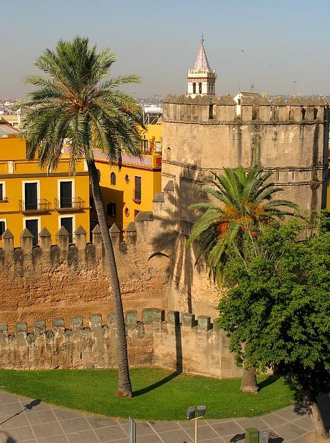 Seville - The City Walls