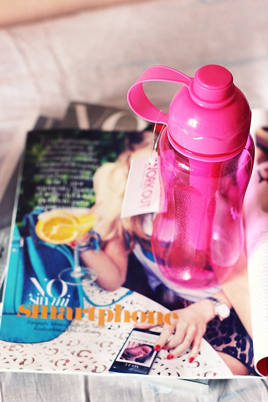 primark workout bottle