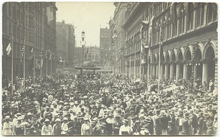 Armistice Day, Martin Place, Sydney NSW