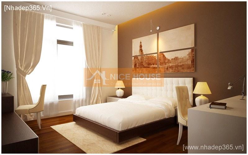 Thiết kế nội thất nhà phố Anh Đồng - HN_07