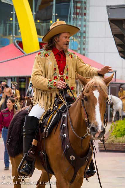 Buffalo Bill's Wild West Show Cavalcade