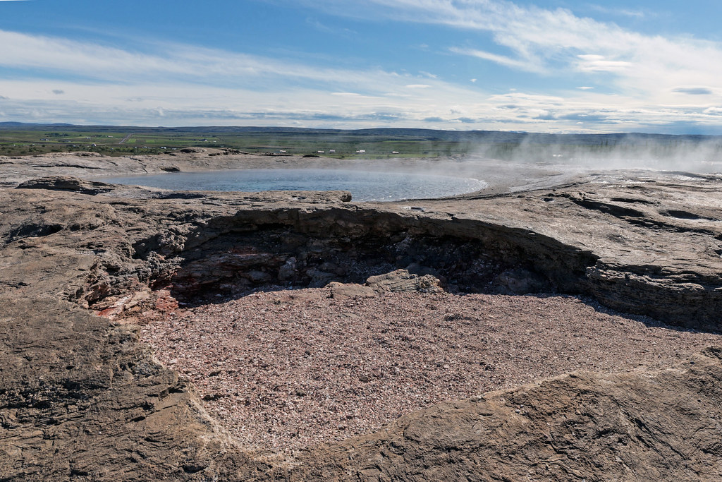 Geysir - The Great Geyser