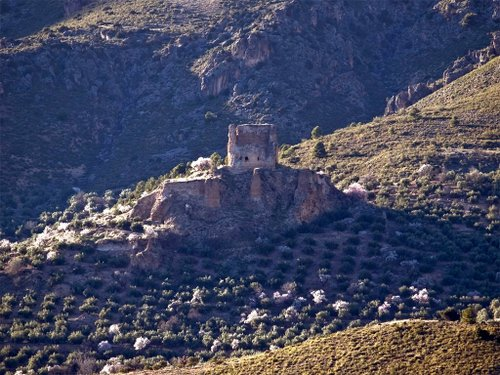 Jaén Bélmez de Moraleda - Castillo Auth Agustin Carrillo GPS 37.739906, -3.356667