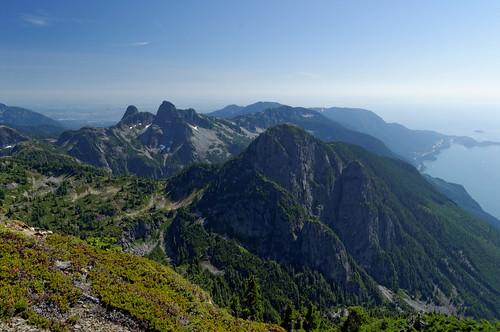 Brunswick Mountain, 10 Aug 2014