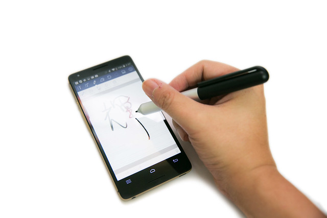 Just|Mobile AluPen Digital 僅有 1.8mm 的高精準觸控筆 @3C 達人廖阿輝