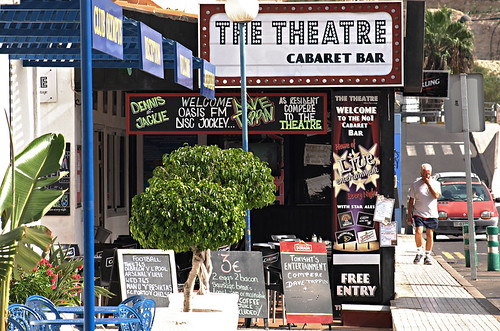 Entertainment in Costa Adeje, Tenerife