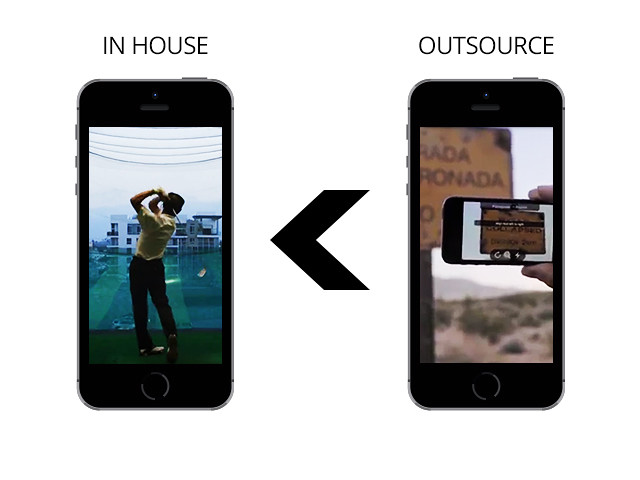 In House vs. Outsource