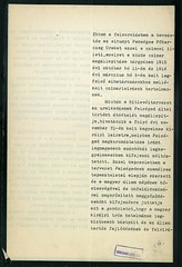 016. Gróf Tisza István miniszterelnök felterjesztése az uralkodóhoz a koronázási hitlevéltervezet és az esküminta szövegéről