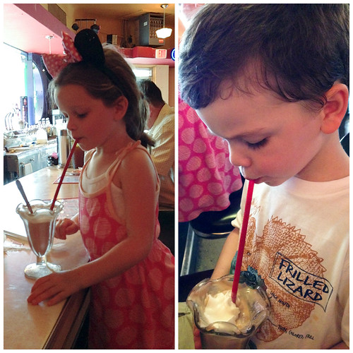 Zoo Day Milkshake
