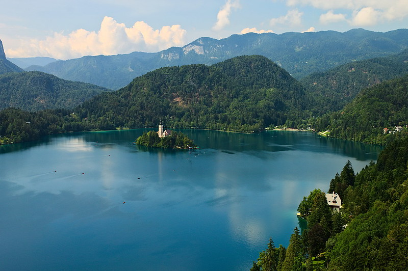 Balkan Road Trip: Lake Bled