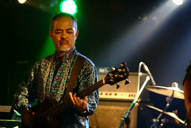CABU live at 獅子王, Tokyo, 27 Jul 2014. 049