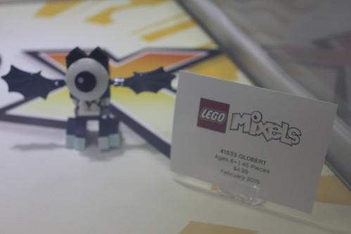 LEGO Mixels Series 4 - Globert (41533)