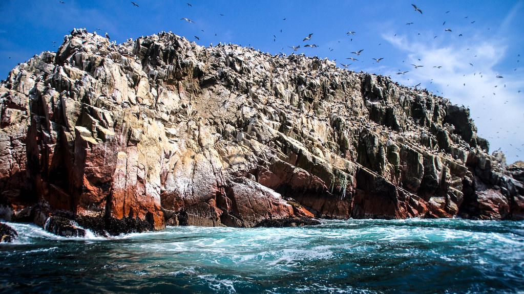 _Lejos o cerca_emergen en medio del mar_