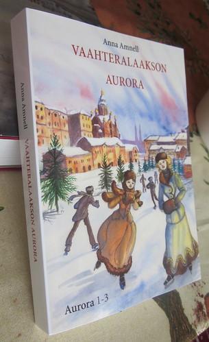 Vaahteralaakson Aurora 2014 (yhteispainos)