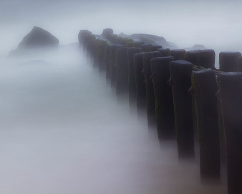 canon 60d jetty long exposure ocean beach nj mist bayhead