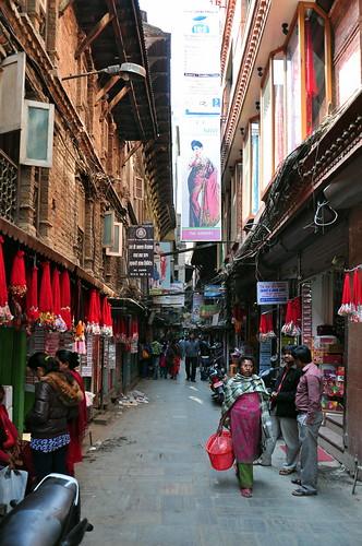 Nepal - Kathmandu - Street Life - 41