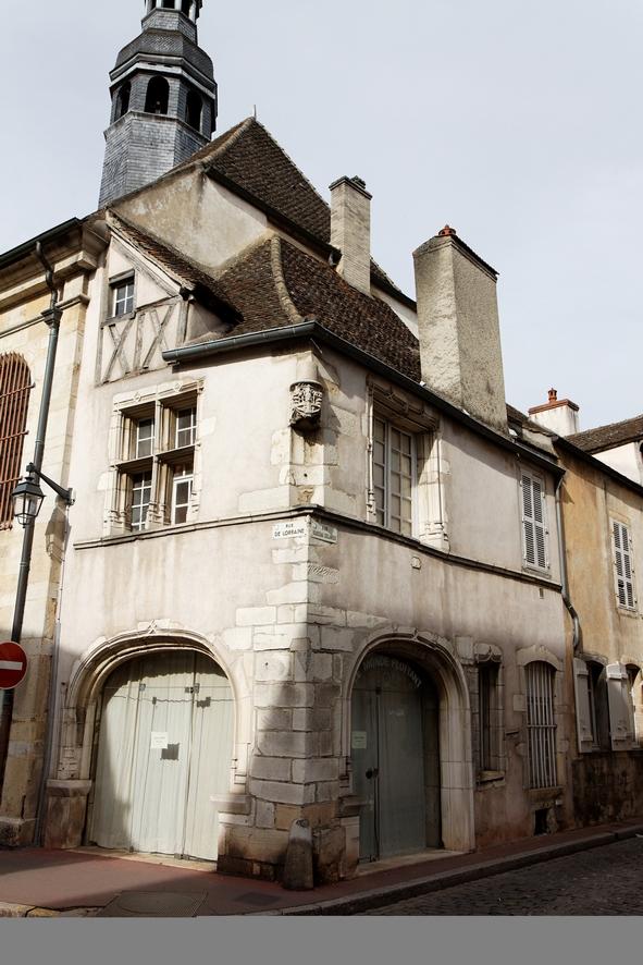 Maison 1 rue Rousseau Deslandes