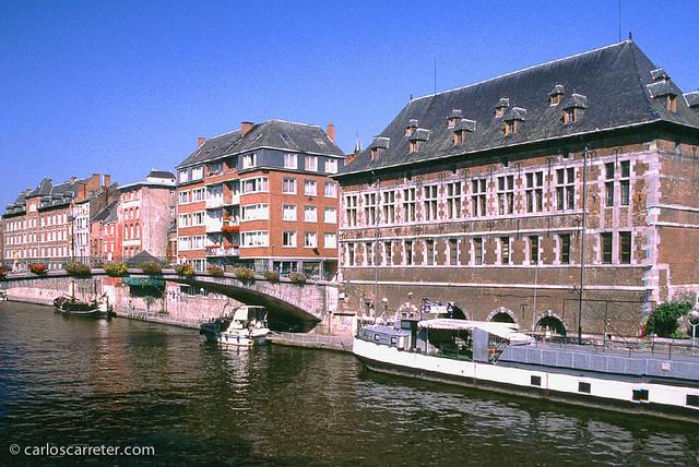 Namur y el Sambre