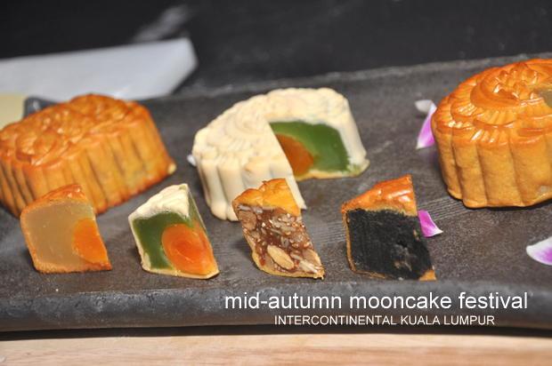 Mooncakes Intercontinental Kuala Lumpur 8