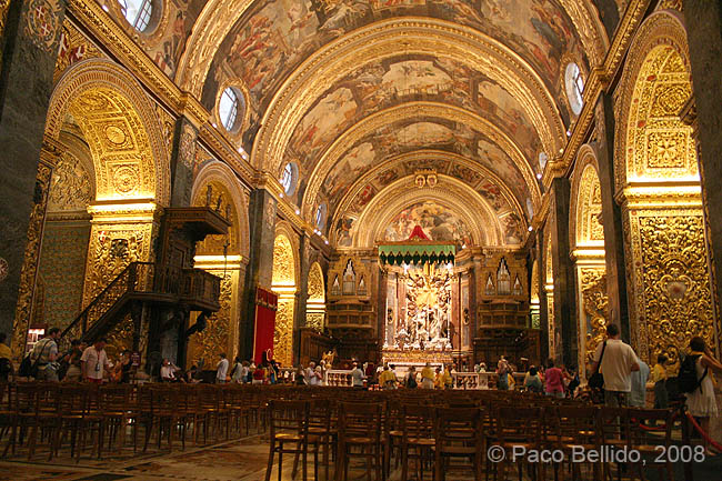 Co-Catedral de San Juan. © Paco Bellido, 2008