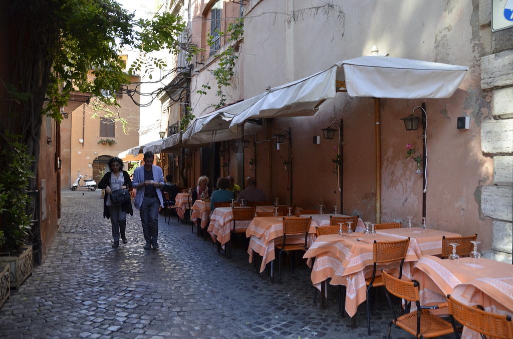 VIAJAR CODE: Ver�nica: Roma, D�a 2: V�a Appia Antica, zona ...