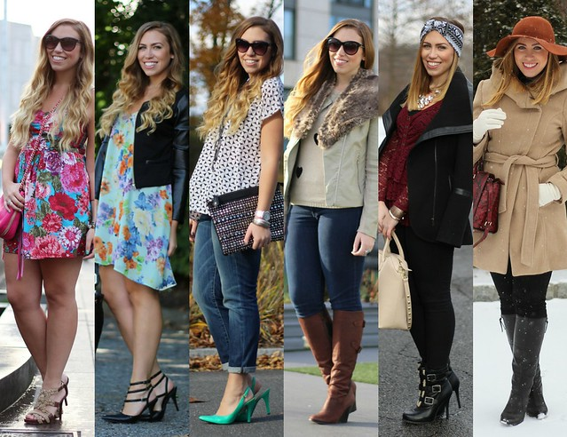 A Year's Worth of Go-To Outfits