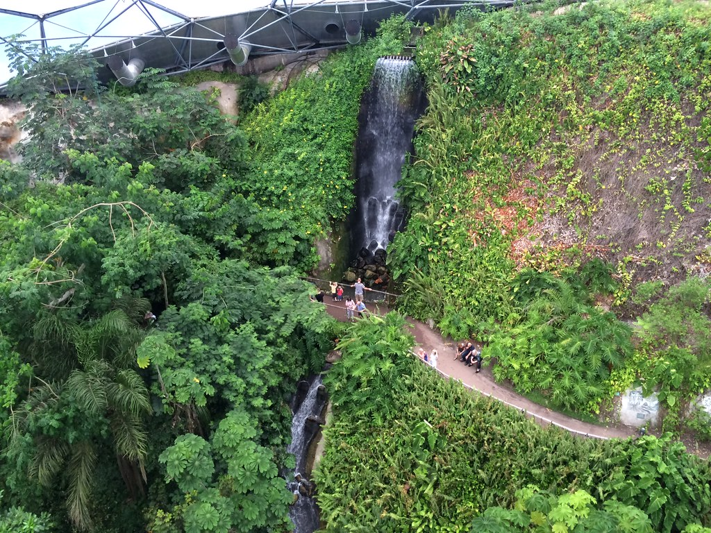 The Eden Project Cornwall 2014