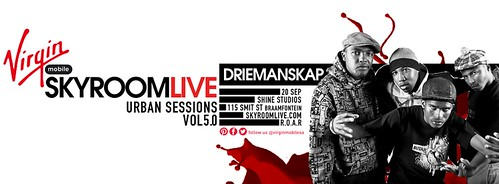 Driemanskap on Skyroom Live