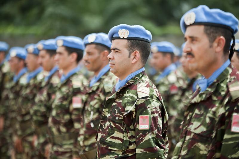 Maintien de la paix dans le monde - Les FAR en République Centrafricaine - RCA (MINUSCA) - Page 2 14865534940_9641170de1_c