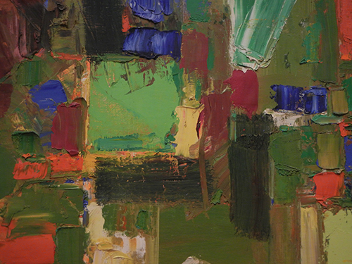 DSCN0396 _ Autumn Gold (detail), 1957, Hans Hofmann, NGA at De Young