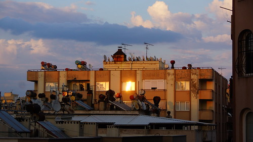 urban streets buildings turkey sony sunsets roofs aydin sal18250 sonyphotographing slt77 a77v