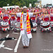 Batala Drummers, Notting Hill Carnival 50th Anniversary